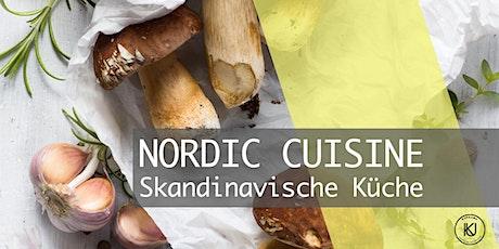 NORDIC CUISINE -Skandinavische Küche mit Corinna Krampe Tickets