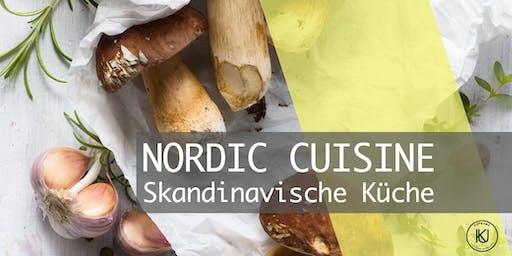 NORDIC CUISINE -Skandinavische Küche mit Corinna Krampe