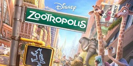 Zootropolis at Stanwick Lakes tickets