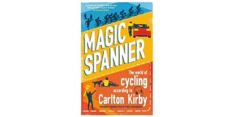 Magic Spanner Book Launch tickets