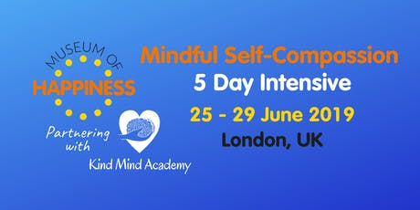 Mindful Self-Compassion 5-Day Course with Kind Mind Academy tickets