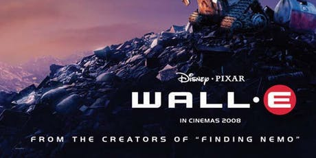 Wall-E at Stanwick Lakes tickets