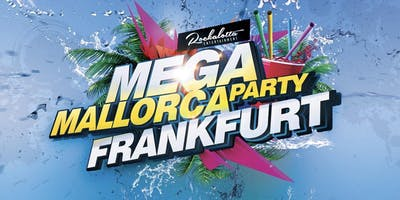 MEGA Mallorcaparty Frankfurt - Winter Edition - powerd by MEGAPARK Mallorca