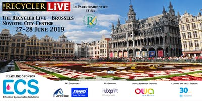 The Recycler Live - Brussels 27-28 June