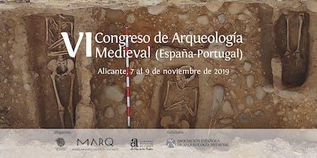 VI Congreso de Arqueología Medieval (España-Portugal) entradas