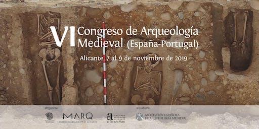 VI Congreso de Arqueología Medieval (España-Portugal)