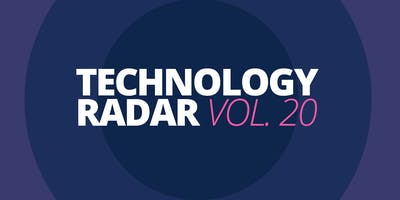 Technology Radar Vol 20 Präsentation Köln