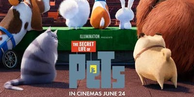 The Secret Life of Pets at Stanwick Lakes