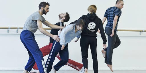 Modes of Capture Symposium - The Capturing of Process in Contemporary Dance-making