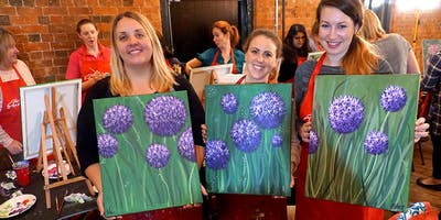 Purple Passion Brush Party - Watford