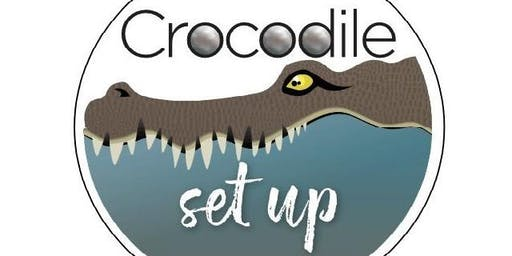 "BSP & ADDICTIONS Training with the ""Crocodile Set Up"""