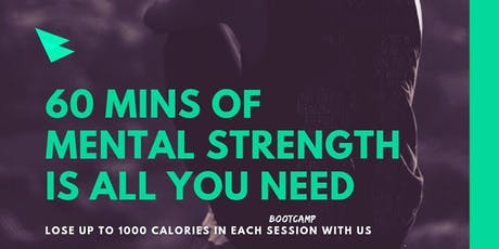 Cardio & Core Fitness Boot Camp Singapore tickets