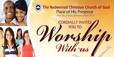 Online Church - Worship in Gods Presence