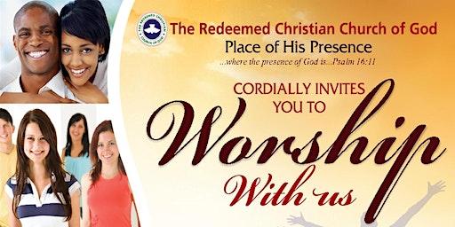 Worship in God's Presence