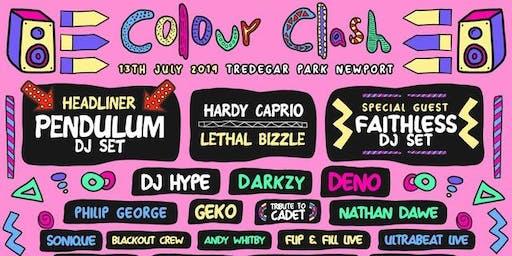 Colour Clash 2019