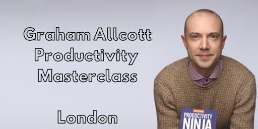The Graham Allcott Productivity Masterclass
