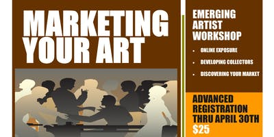 Emerging Artist Workshop: The Business of the Art Business