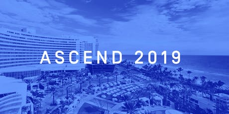 Ascend 2019 tickets