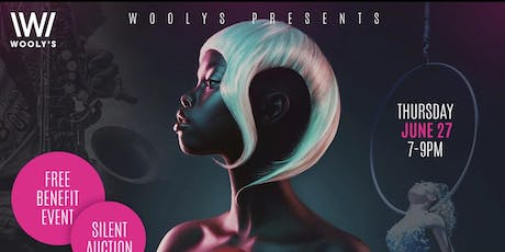 Wooly's he[ART] show tickets