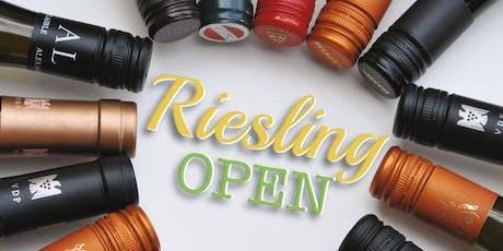 Riesling Open 2019 – Großer Weinabend mit über 15 Rieslingen aus verschiedenen Anbaugebieten sowie Grill-Spezialitäten Tickets