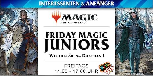 Friday Magic: Juniors