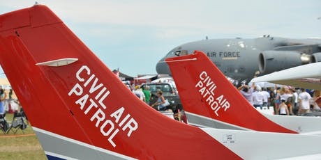 Sioux Falls Airshow for Civil Air Patrol Volunteers tickets