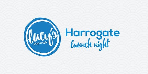 Lucy's Pop Choir HARROGATE LAUNCH NIGHT!