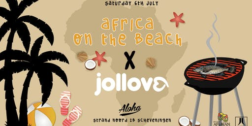 Africa On The Beach x Jollove