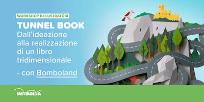 Tunnel Book — Workshop illustratori