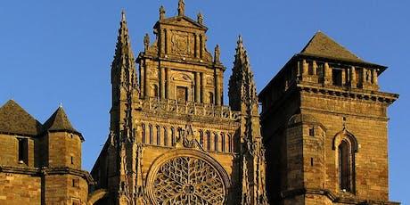 La cathédrale Notre-Dame de Rodez billets