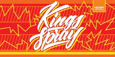 Kings Spray Street Art Festival 2019