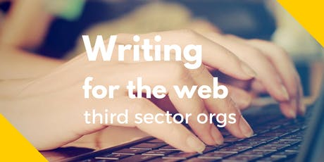 Writing for the Web: How to create compelling copy and attract audiences tickets
