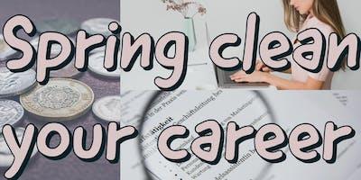 Spring clean your career - BCSWomen in Scotland