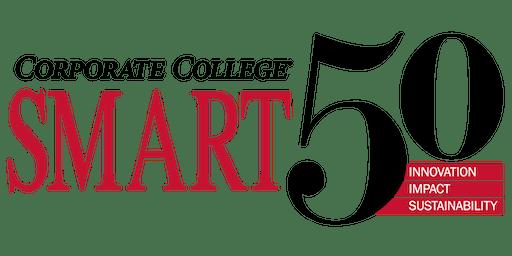 2019 Corporate College Smart 50 Awards