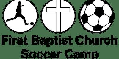 FBC Soccer Camp 2019