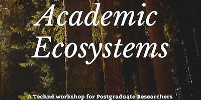 Academic Ecosystems: