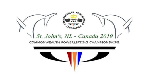 2019 Commonwealth Powerlifting & Bench Press Championships Volunteers