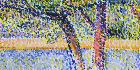 Pointillism in Acrylics  tickets