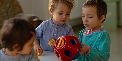 COSI.session | Pfingstreihe | Coworking + Babysitting |