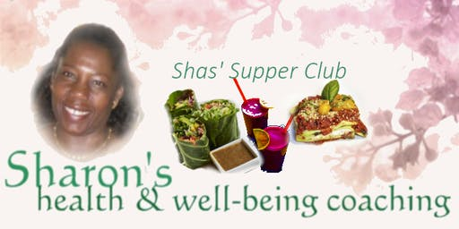 Shas' Supper Club Birmingham
