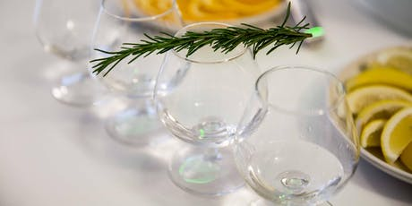 The Distilled History of Gin - A Unique Gin Tasting & Talk tickets