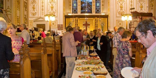 Arts & Crafts Exhibition Preview Evening 2019