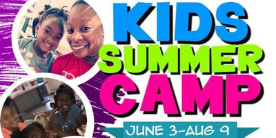 JC's Junior Gladiator Summer Camp