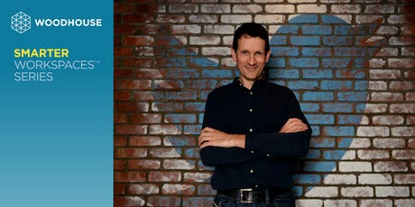 The Joy of Work with EMEA Vice President of Twitter, Bruce Daisley tickets