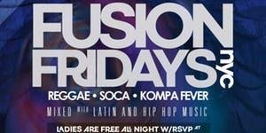 Fusion Fridays NYC at Maracas Nightclub #TEAMINNO