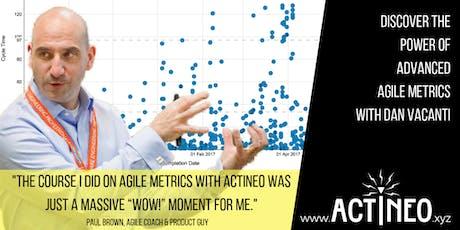 Advanced Agile Metrics, Forecasting & Predictability Workshop / 15-16 Oct / London tickets