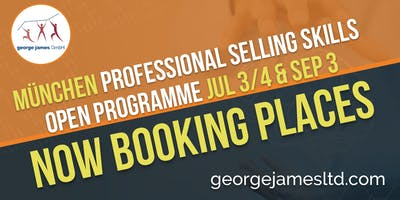 Professional Selling Skills Programme - München -