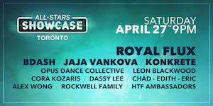 Toronto All-Stars Showcase  2019