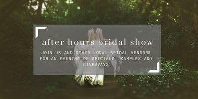 After Hours Mini Bridal Show Hosted by The Ultimate Party & Rental Store