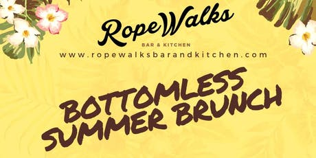 Bottomless Summer Brunch tickets